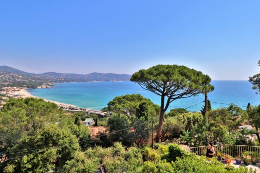 Villa with panoramic sea view for sale in Sainte-Maxime