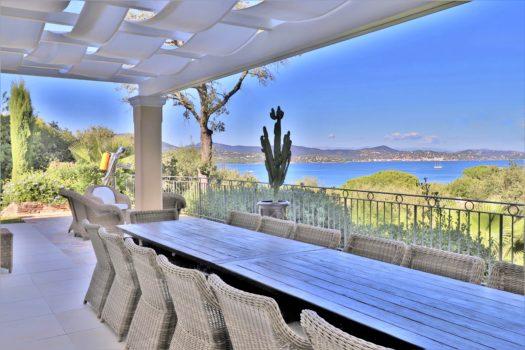 Villa met zeezicht te koop in Sinopolis