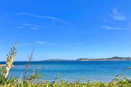 Villa pieds dans l'eau à vendre Golfe de Saint-Tropez