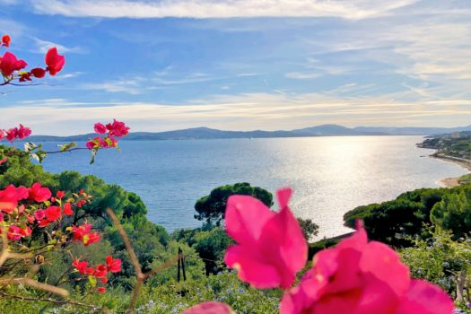 New panoramic sea view property for sale Sainte-Maxime