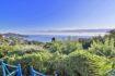 Villa avec superbe vue mer au Sémaphore à pied du centre