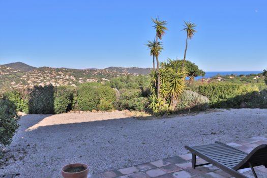 villa provençale vue mer à rénover