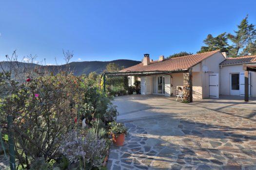 Provençaalse villa nabij het centrum La Croix-Valmer