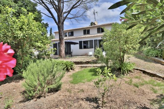 Villa rénovée à vendre à La Croix-Valmer
