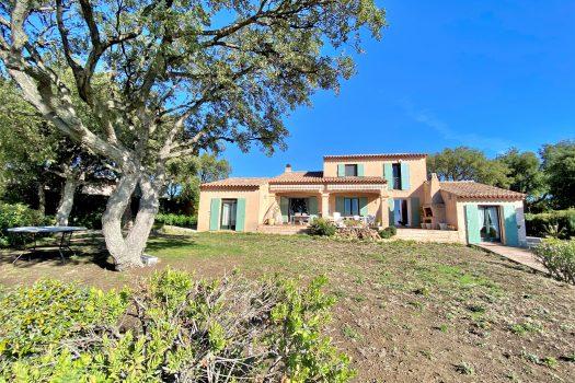 Villa double vue mer à vendre à Sainte-Maxime