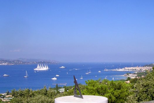 Villa vue mer panoramique à vendre au Domaine de Sinopolis