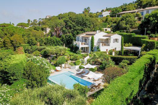 Villa vue mer à vendre au Domaine de Sinopolis