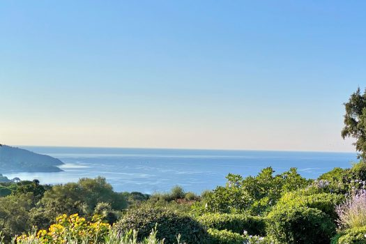 Villa vue mer à vendre à Gigaro